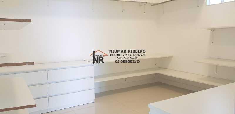 20191011_145518 - Casa em Condominio À Venda - Barra da Tijuca - Rio de Janeiro - RJ - NR00134 - 26
