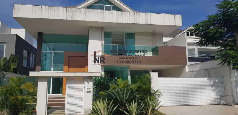 20191011_150329 - Casa em Condominio À Venda - Barra da Tijuca - Rio de Janeiro - RJ - NR00134 - 1