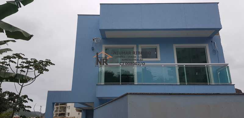 20191020_125734 - Casa em Condomínio 3 quartos à venda Freguesia (Jacarepaguá), Rio de Janeiro - R$ 799.000 - NR00131 - 3