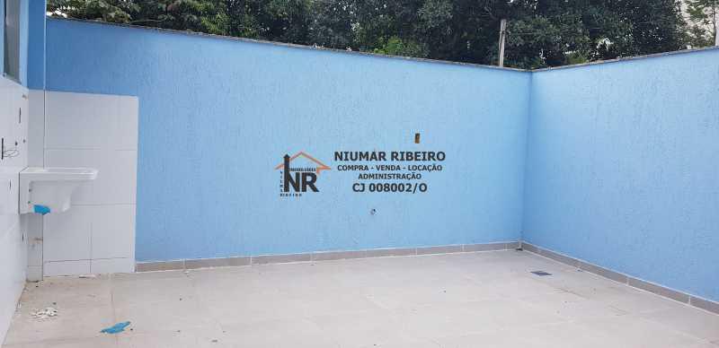 20191020_125854 - Casa em Condomínio 3 quartos à venda Freguesia (Jacarepaguá), Rio de Janeiro - R$ 799.000 - NR00131 - 4