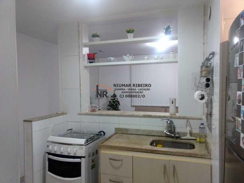 original 7 - Apartamento À Venda - Freguesia (Jacarepaguá) - Rio de Janeiro - RJ - NR00137 - 19