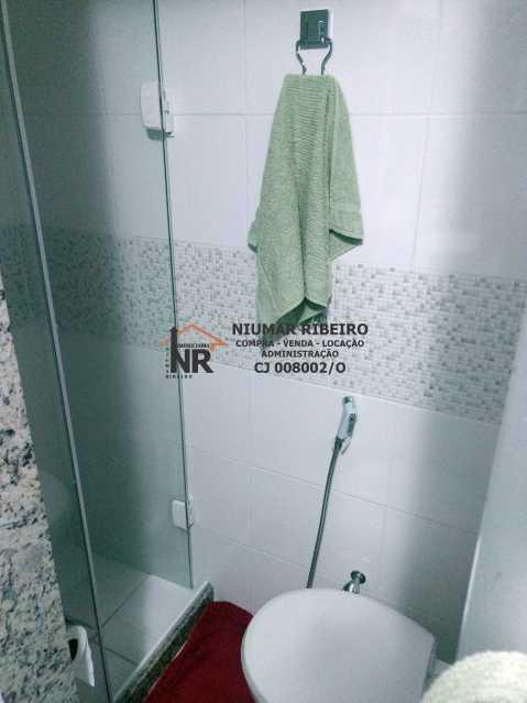 original 8 - Apartamento À Venda - Freguesia (Jacarepaguá) - Rio de Janeiro - RJ - NR00137 - 16