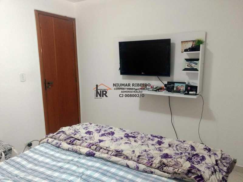 original 11 - Apartamento À Venda - Freguesia (Jacarepaguá) - Rio de Janeiro - RJ - NR00137 - 8