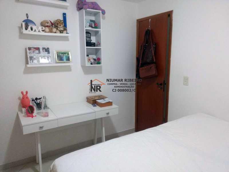 original 14 - Apartamento À Venda - Freguesia (Jacarepaguá) - Rio de Janeiro - RJ - NR00137 - 14