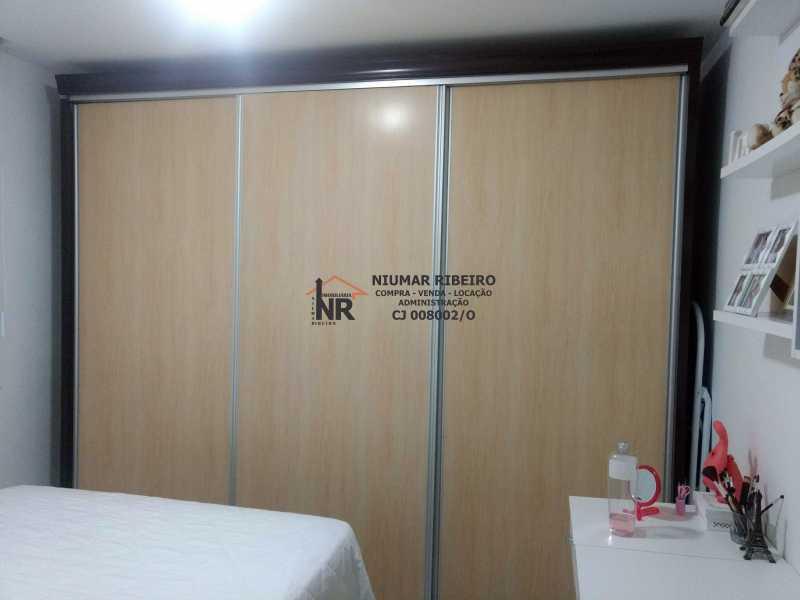 original 15 - Apartamento À Venda - Freguesia (Jacarepaguá) - Rio de Janeiro - RJ - NR00137 - 15