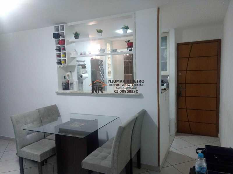 original - Apartamento À Venda - Freguesia (Jacarepaguá) - Rio de Janeiro - RJ - NR00137 - 6