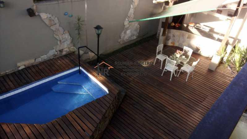 20171125_180402 - Casa 3 quartos à venda Jacarepaguá, Rio de Janeiro - R$ 1.050.000 - NR00015 - 9