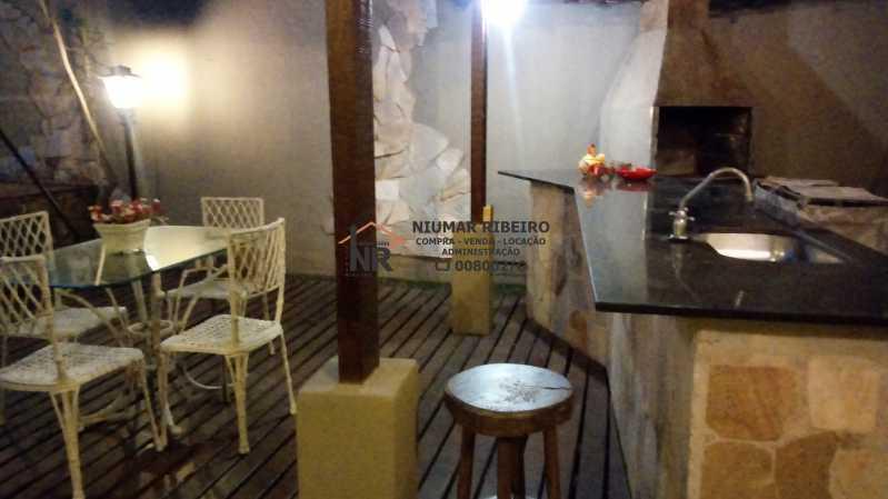 20171125_194355 - Casa 3 quartos à venda Jacarepaguá, Rio de Janeiro - R$ 1.050.000 - NR00015 - 21