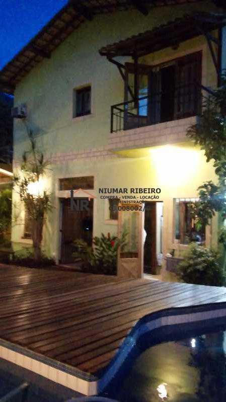 20171125_194522 - Casa 3 quartos à venda Jacarepaguá, Rio de Janeiro - R$ 1.050.000 - NR00015 - 23