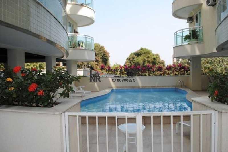 FOTO 4 - Cobertura 4 quartos à venda Freguesia (Jacarepaguá), Rio de Janeiro - R$ 690.000 - NR00159 - 17