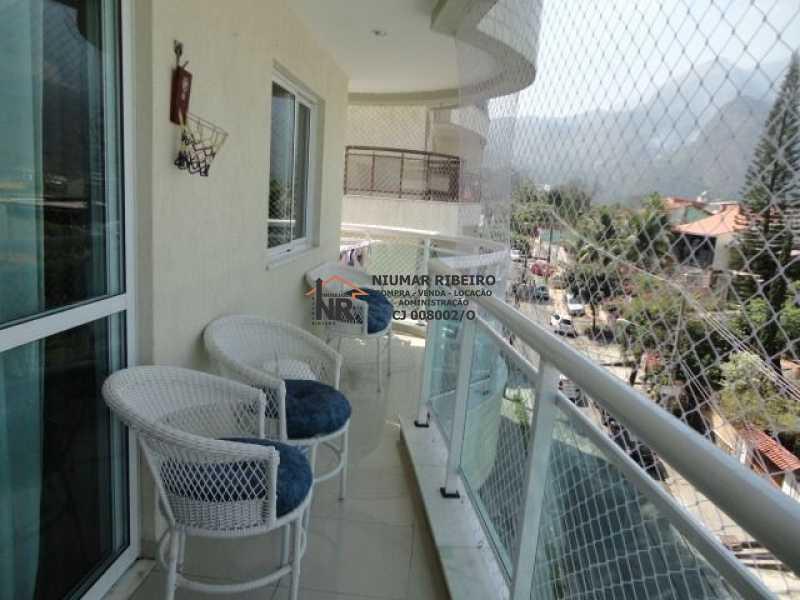 FOTO 8 - Cobertura 4 quartos à venda Freguesia (Jacarepaguá), Rio de Janeiro - R$ 690.000 - NR00159 - 3