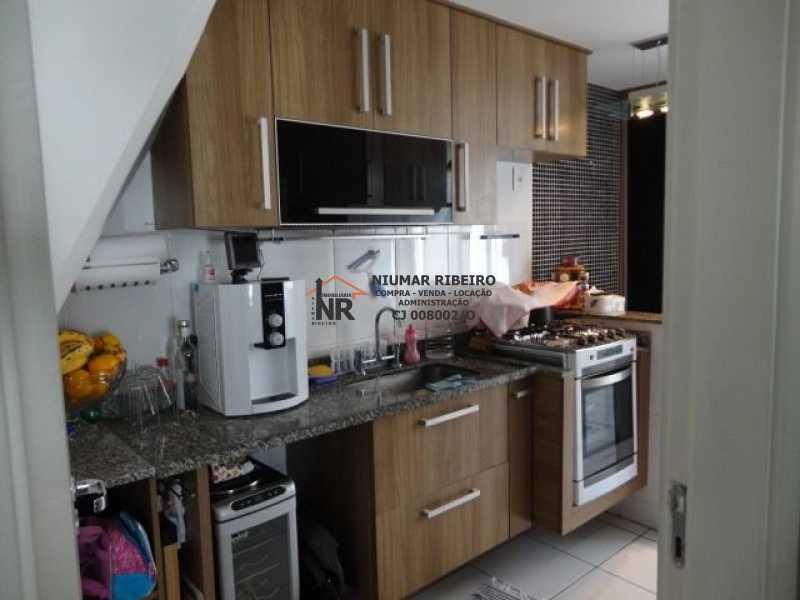 FOTO 9 - Cobertura 4 quartos à venda Freguesia (Jacarepaguá), Rio de Janeiro - R$ 690.000 - NR00159 - 8
