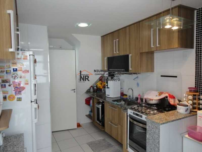 FOTO 10 - Cobertura 4 quartos à venda Freguesia (Jacarepaguá), Rio de Janeiro - R$ 690.000 - NR00159 - 9