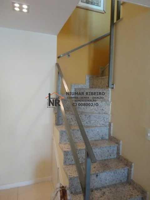 FOTO 14 - Cobertura 4 quartos à venda Freguesia (Jacarepaguá), Rio de Janeiro - R$ 690.000 - NR00159 - 11