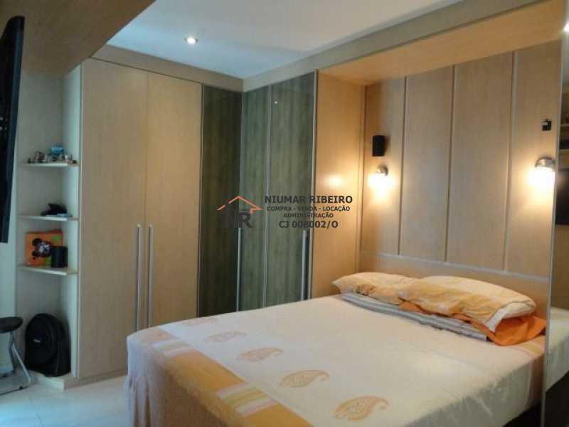 FOTO 15 - Cobertura 4 quartos à venda Freguesia (Jacarepaguá), Rio de Janeiro - R$ 690.000 - NR00159 - 13