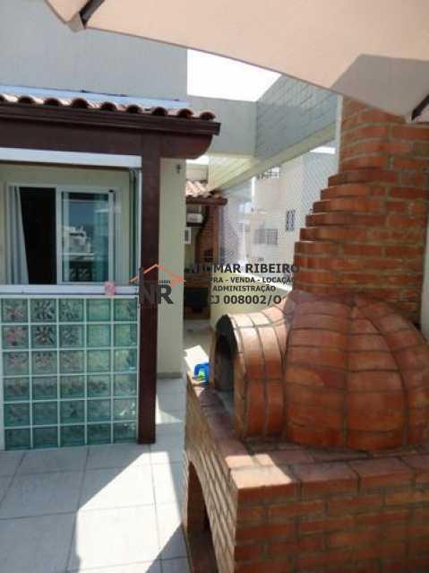 FOTO 19 - Cobertura 4 quartos à venda Freguesia (Jacarepaguá), Rio de Janeiro - R$ 690.000 - NR00159 - 15