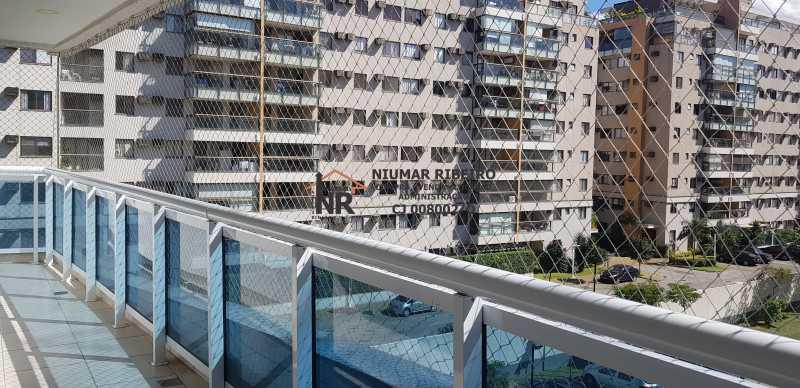 20200805_110140 - Apartamento 3 quartos à venda Recreio dos Bandeirantes, Rio de Janeiro - R$ 520.000 - NR00166 - 1