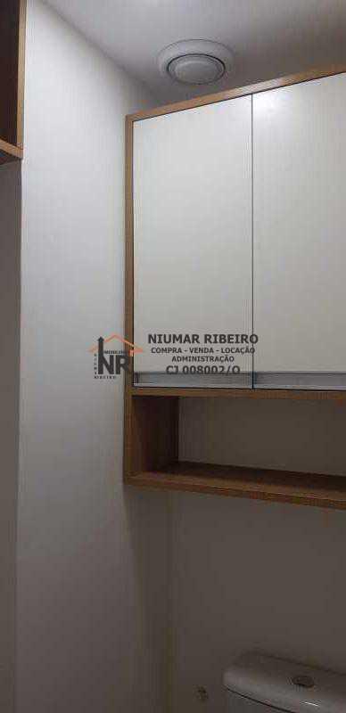 20200805_110812 - Apartamento 3 quartos à venda Recreio dos Bandeirantes, Rio de Janeiro - R$ 520.000 - NR00166 - 6