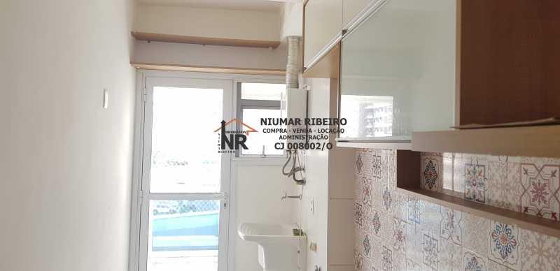 20200805_110918 - Apartamento 3 quartos à venda Recreio dos Bandeirantes, Rio de Janeiro - R$ 520.000 - NR00166 - 8
