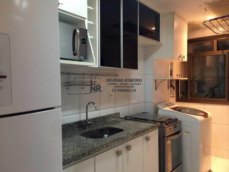 6 - Cozinha - Apartamento 3 quartos à venda Pechincha, Rio de Janeiro - R$ 395.000 - NR00182 - 17