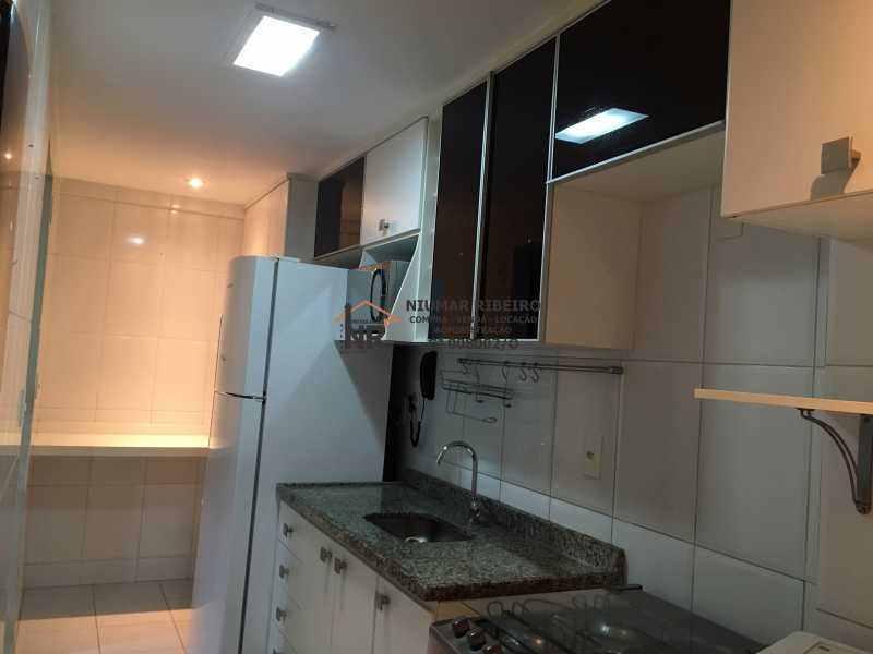 7 - Cozinha - Apartamento 3 quartos à venda Pechincha, Rio de Janeiro - R$ 395.000 - NR00182 - 18