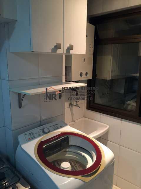 8 - Lavanderia - Apartamento 3 quartos à venda Pechincha, Rio de Janeiro - R$ 395.000 - NR00182 - 19