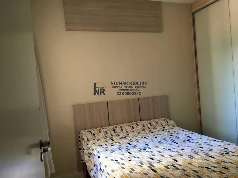 18 - Suite - Apartamento 3 quartos à venda Pechincha, Rio de Janeiro - R$ 395.000 - NR00182 - 7