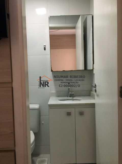 21 - Banheiro suite - Apartamento 3 quartos à venda Pechincha, Rio de Janeiro - R$ 395.000 - NR00182 - 11