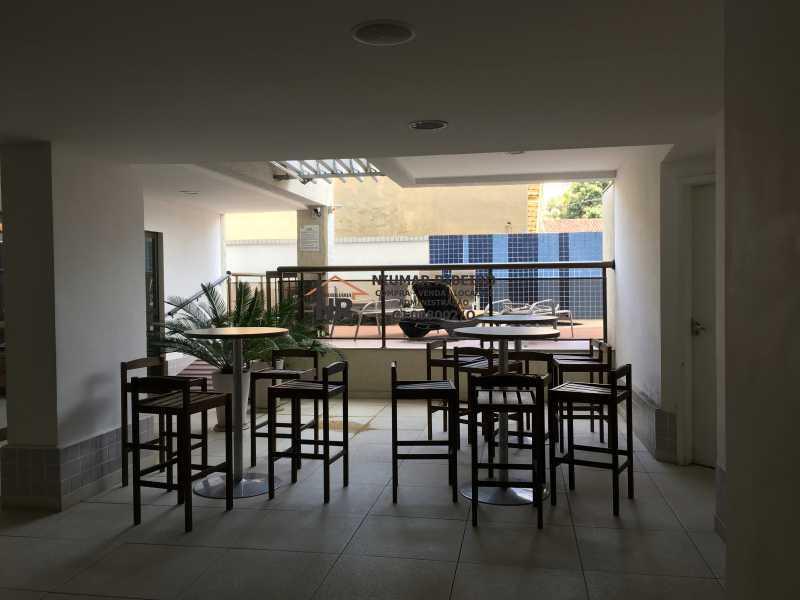 23 - Area de lazer - Apartamento 3 quartos à venda Pechincha, Rio de Janeiro - R$ 395.000 - NR00182 - 23