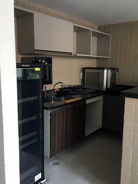 24 - Area de lazer - Apartamento 3 quartos à venda Pechincha, Rio de Janeiro - R$ 395.000 - NR00182 - 24