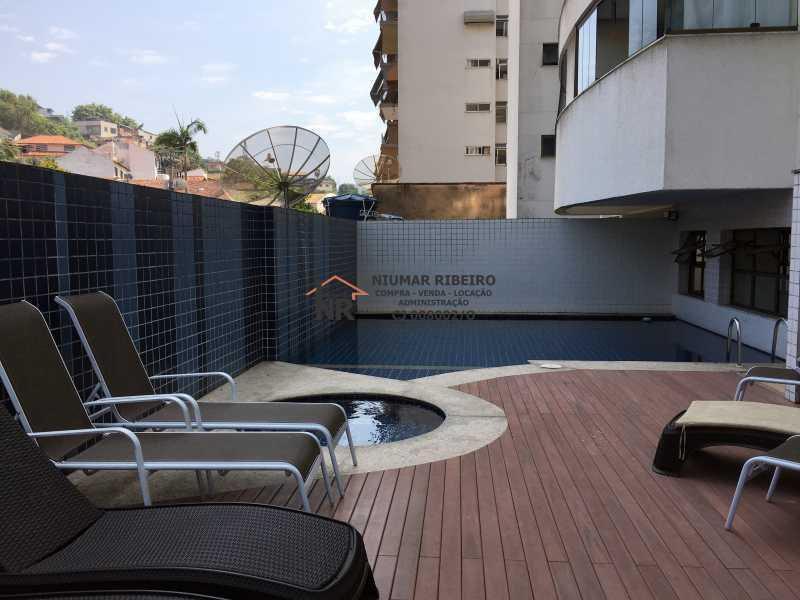 25 - Piscina - Apartamento 3 quartos à venda Pechincha, Rio de Janeiro - R$ 395.000 - NR00182 - 25