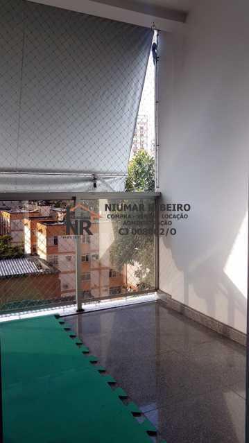 WhatsApp Image 2020-10-15 at 1 - Apartamento 2 quartos à venda Jacarepaguá, Rio de Janeiro - R$ 330.000 - NR00192 - 3