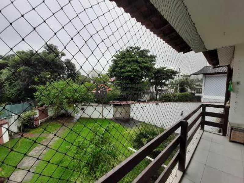 0ac081e11f5ccebe5eb99e2c9d73cc - Apartamento 2 quartos à venda Freguesia (Jacarepaguá), Rio de Janeiro - R$ 450.000 - NR00196 - 1