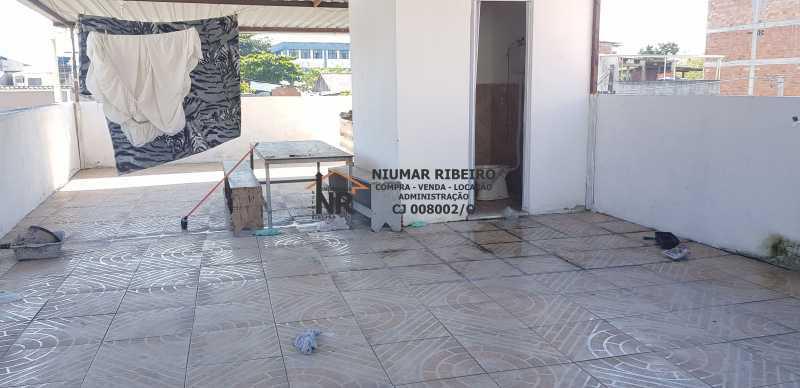 20190613_113611 - Casa 2 quartos à venda Gardênia Azul, Rio de Janeiro - R$ 450.000 - NR00198 - 10