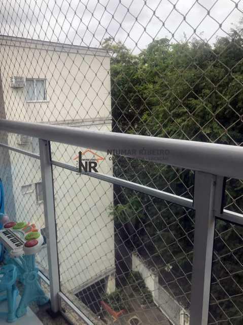 WhatsApp Image 2020-11-23 at 1 - Apartamento 2 quartos à venda Pechincha, Rio de Janeiro - R$ 310.000 - NR00207 - 1