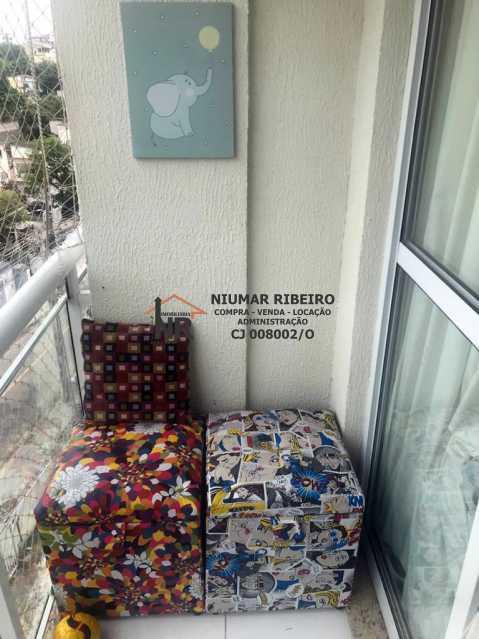 WhatsApp Image 2020-11-23 at 1 - Apartamento 2 quartos à venda Pechincha, Rio de Janeiro - R$ 310.000 - NR00207 - 3