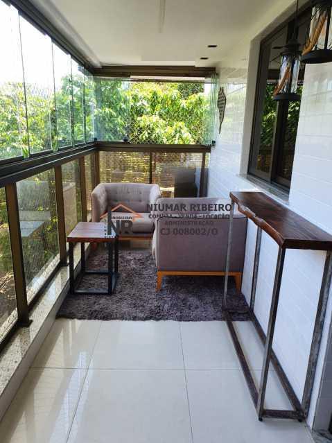 WhatsApp Image 2020-12-03 at 1 - Apartamento 3 quartos à venda Anil, Rio de Janeiro - R$ 515.000 - NR00208 - 4