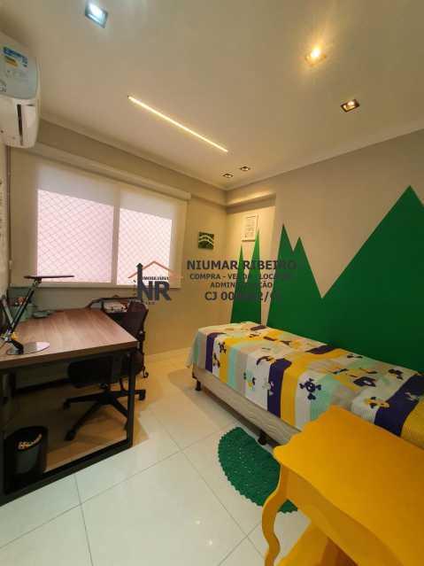 WhatsApp Image 2020-12-03 at 1 - Apartamento 3 quartos à venda Anil, Rio de Janeiro - R$ 515.000 - NR00208 - 17