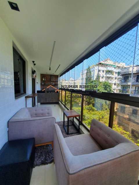 WhatsApp Image 2020-12-03 at 1 - Apartamento 3 quartos à venda Anil, Rio de Janeiro - R$ 515.000 - NR00208 - 3
