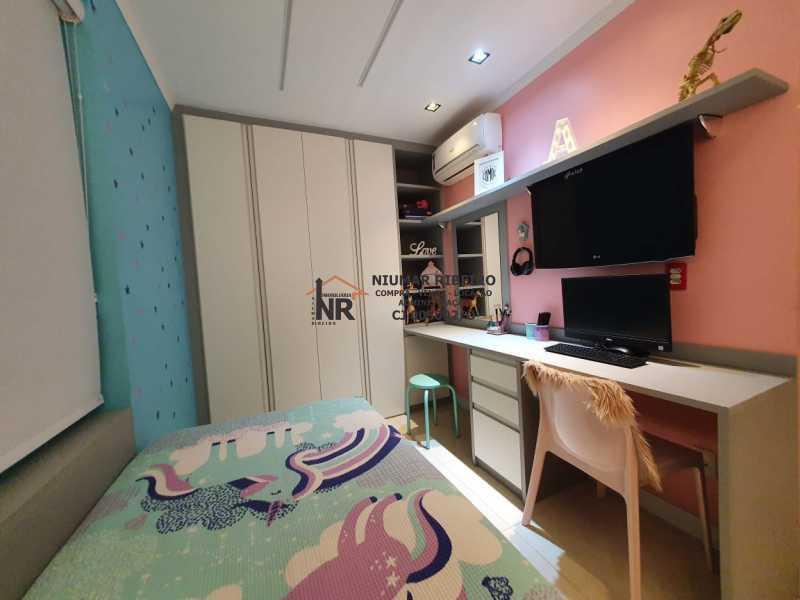WhatsApp Image 2020-12-03 at 1 - Apartamento 3 quartos à venda Anil, Rio de Janeiro - R$ 515.000 - NR00208 - 14