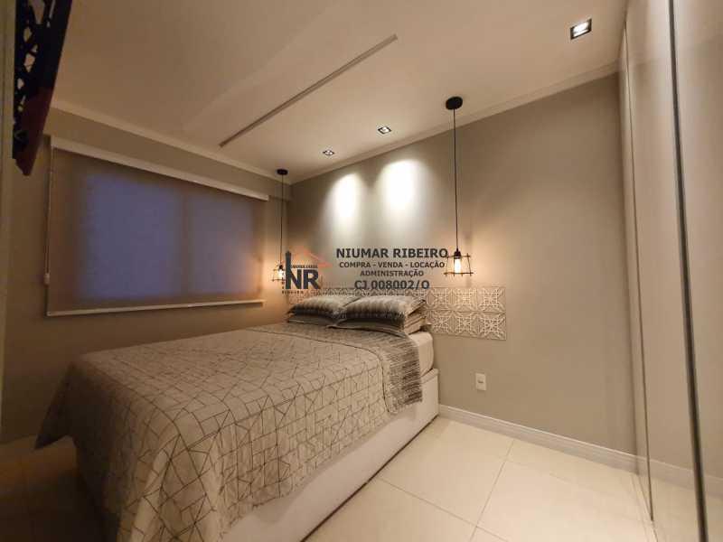 WhatsApp Image 2020-12-03 at 1 - Apartamento 3 quartos à venda Anil, Rio de Janeiro - R$ 515.000 - NR00208 - 11