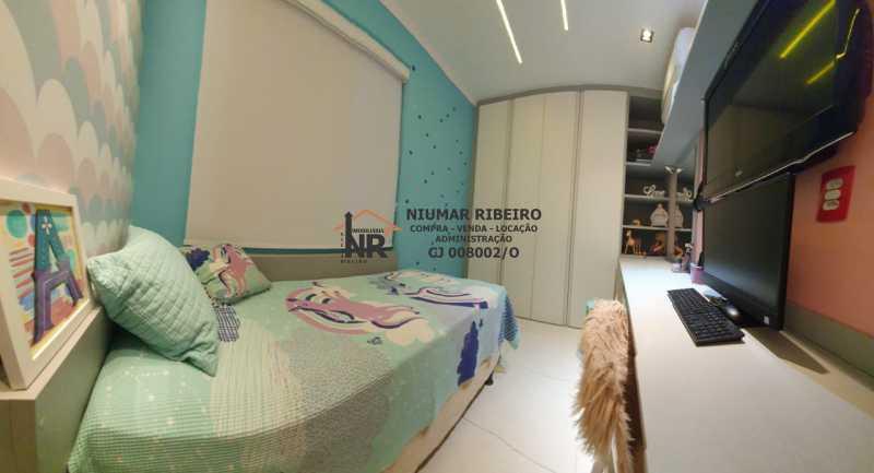 WhatsApp Image 2020-12-03 at 1 - Apartamento 3 quartos à venda Anil, Rio de Janeiro - R$ 515.000 - NR00208 - 18
