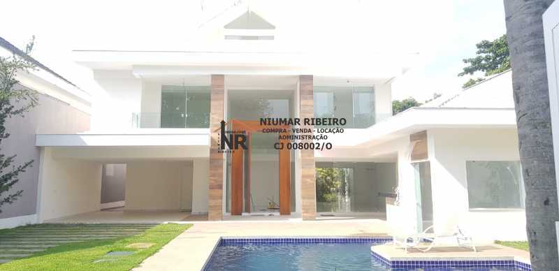 WhatsApp Image 2020-12-04 at 1 - Casa em Condomínio 5 quartos à venda Barra da Tijuca, Rio de Janeiro - R$ 4.500.000 - NR00211 - 1