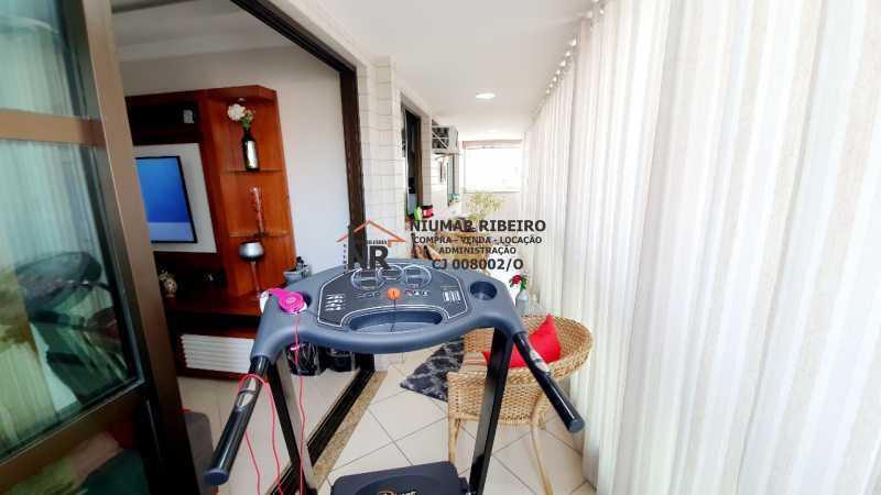 WhatsApp Image 2020-12-11 at 1 - Apartamento 3 quartos à venda Freguesia (Jacarepaguá), Rio de Janeiro - R$ 540.000 - NR00214 - 1