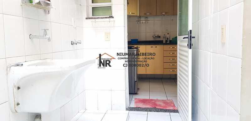 20201221_102323 - Casa em Condomínio 3 quartos à venda Pechincha, Rio de Janeiro - R$ 355.000 - NR00215 - 30