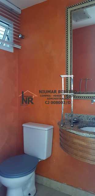 20201221_102613 - Casa em Condomínio 3 quartos à venda Pechincha, Rio de Janeiro - R$ 355.000 - NR00215 - 8