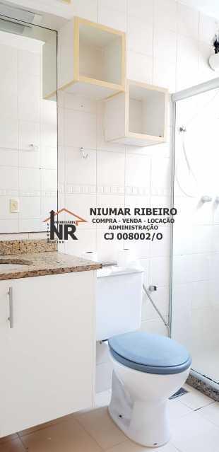 20201221_102719 - Casa em Condomínio 3 quartos à venda Pechincha, Rio de Janeiro - R$ 355.000 - NR00215 - 12