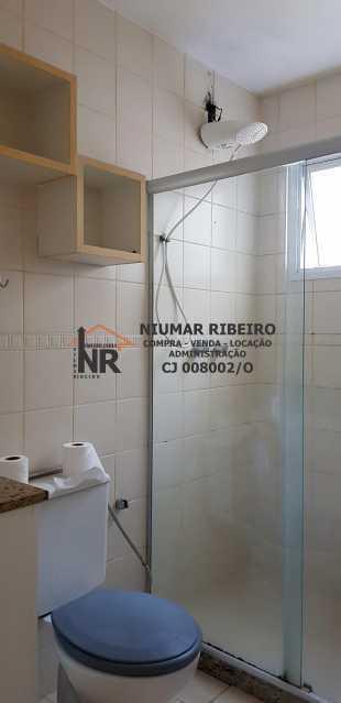 20201221_102724 - Casa em Condomínio 3 quartos à venda Pechincha, Rio de Janeiro - R$ 355.000 - NR00215 - 13