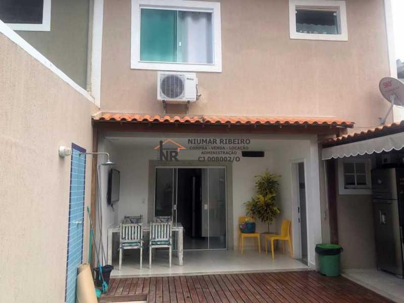 WhatsApp Image 2021-01-21 at 1 - Casa em Condomínio 3 quartos à venda Freguesia (Jacarepaguá), Rio de Janeiro - R$ 820.000 - NR00231 - 23
