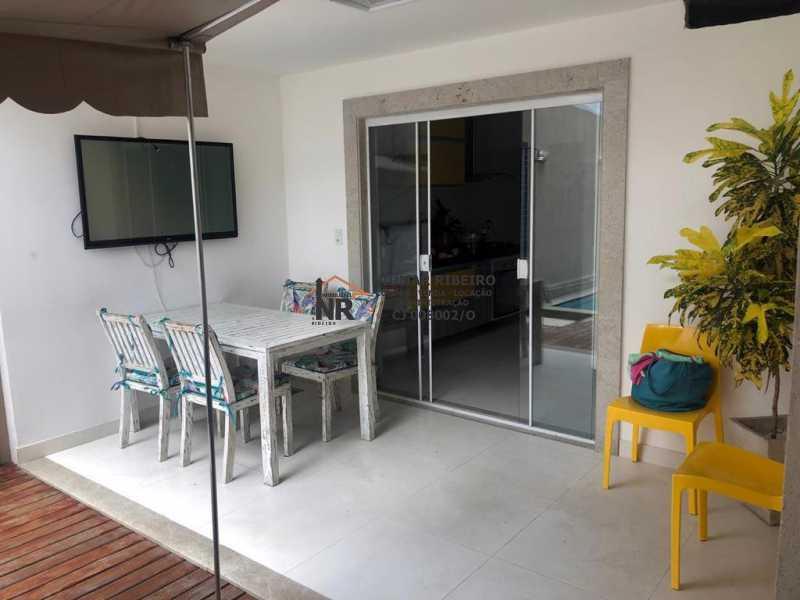 WhatsApp Image 2021-01-21 at 1 - Casa em Condomínio 3 quartos à venda Freguesia (Jacarepaguá), Rio de Janeiro - R$ 820.000 - NR00231 - 24